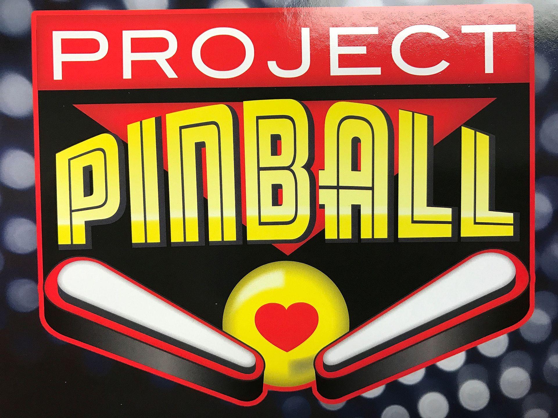 Project pinball logo